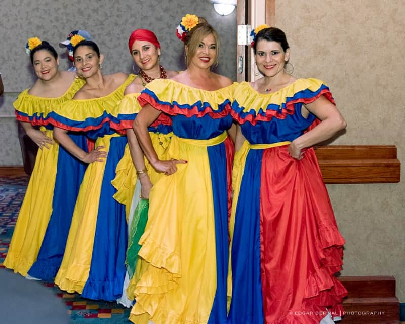 Folklore and Dance of Venezuelan Cultural Association of North Carolina