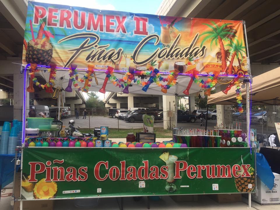 PiÑa Colada Perumex