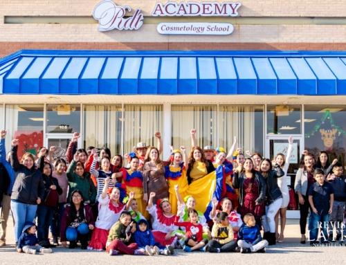 1er Aniversario de RDT Academy Cosmetology School