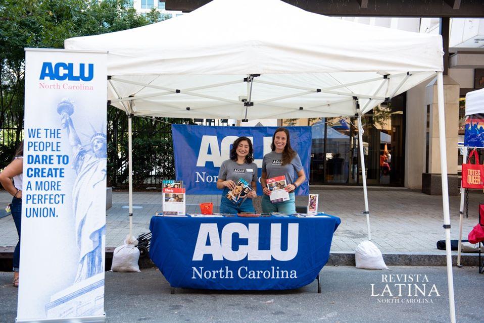 ACLU NC RLNC