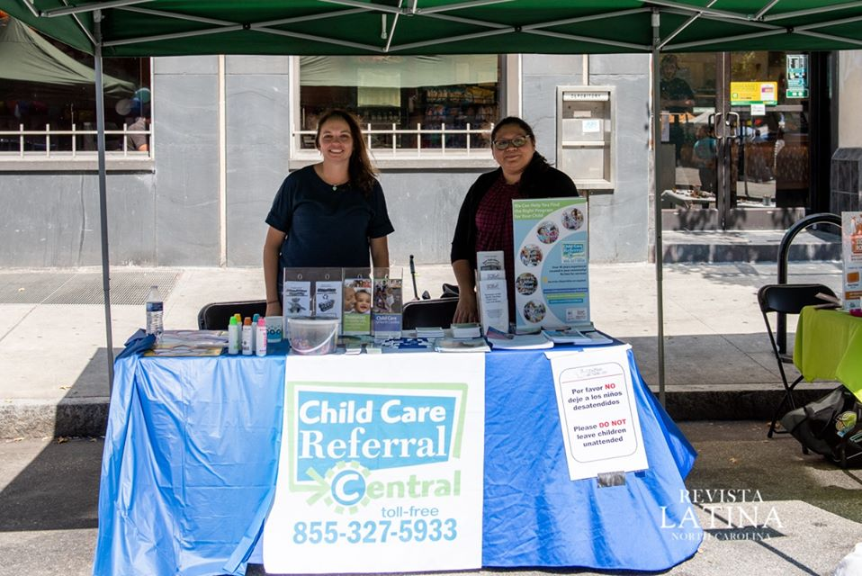 Revista Latina NC Child Care Services Association