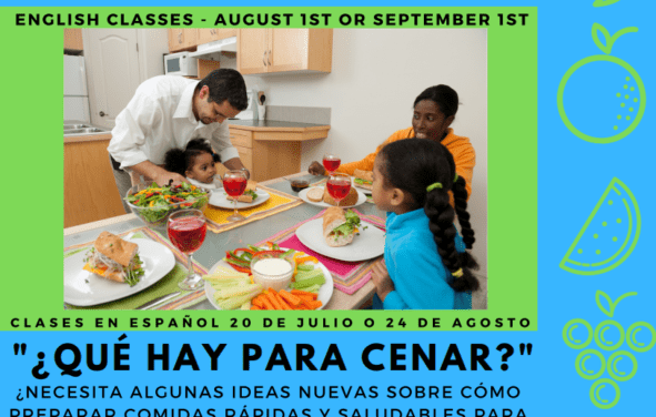 DINE WELL DURHAM CLASES NUTRICION