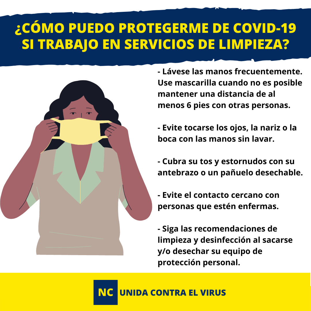 NC UNIDA CONTRA EL VIRUS
