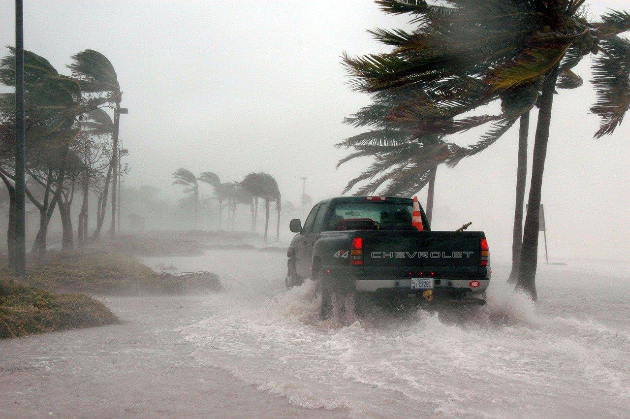 huracanes durante la pandemia del COVID-19
