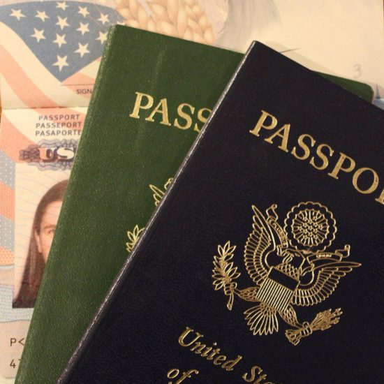 Terminacion (Temporal) de Inmigracion