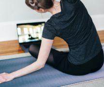 Mantente segura durante la actividad fisica