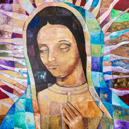 Our Lady of Guadalupe I Author Leticia Alvarez