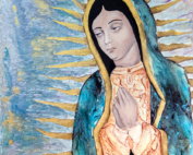Our Lady of Guadalupe IV Author Leticia Alvarez