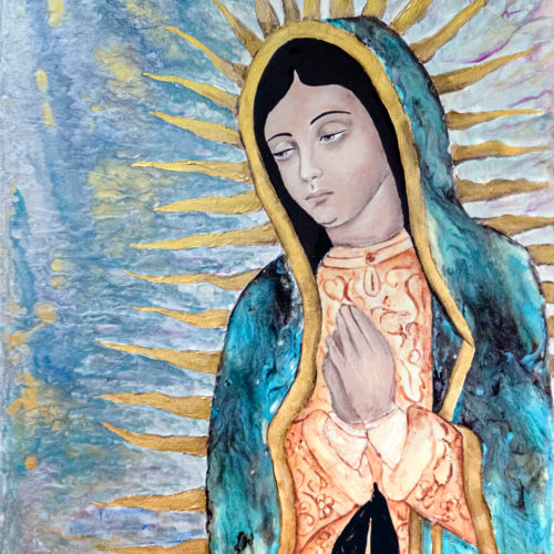 Our Lady of Guadalupe IV Author Leticia Alvarez