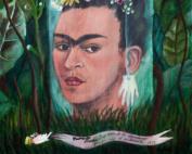 Frida Sufrida Author Leticia Alvarez