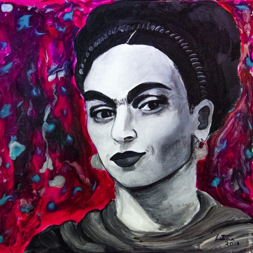 Frida Kahlo Author Leticia Alvarez