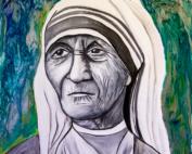 Mother Theresa Author Leticia Alvarez