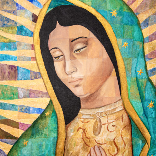 Our Lady of Guadalupe II Author Leticia Alvarez