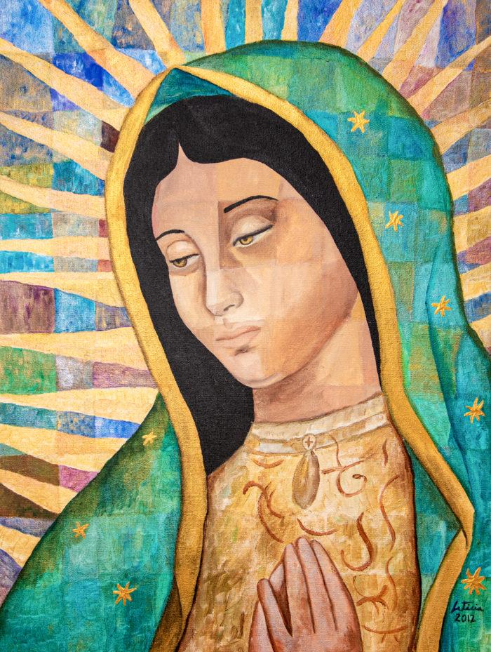 Our Lady of Guadalupe II Author Leticia Alvarez