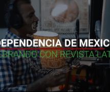 Independencia de México Celebrando con Revista Latina NC