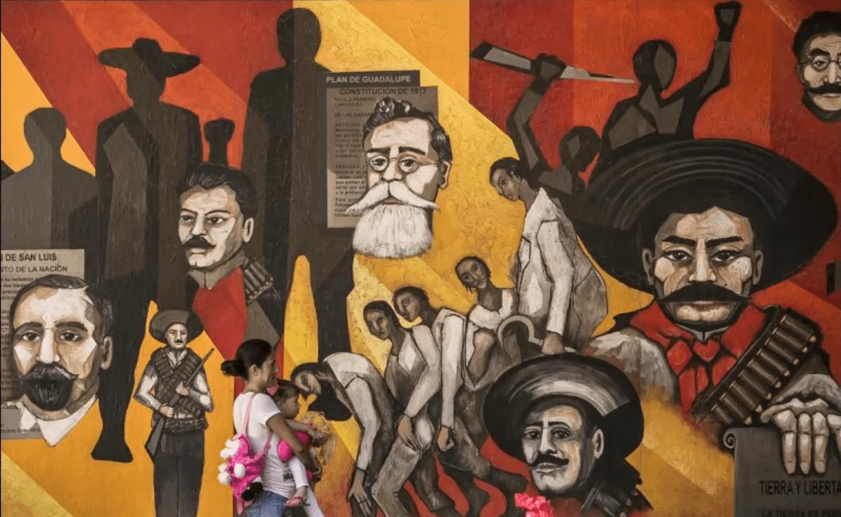 Paseo historico por Maria del Refugio Sandoval