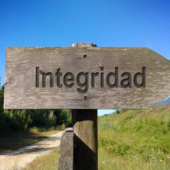 La integridad como un valor