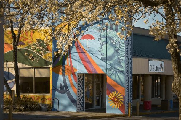 Celebracion del Mural / Mural Unveiling Celebration