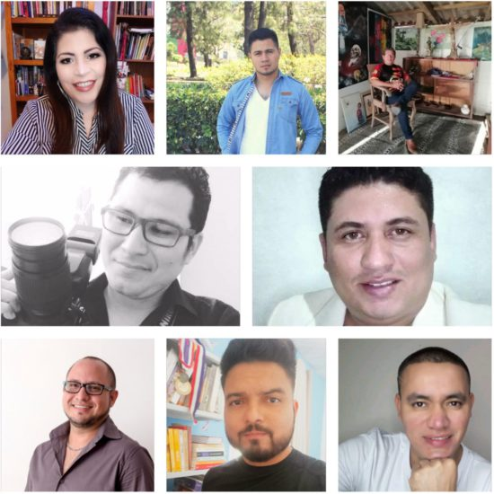 Antologia del bicentenario de Centroamerica