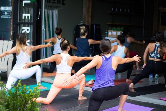 Actividad Fisica para todas las mujeres